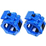 "XGao 2"" Barbell Clamps, 2pcs Solid Metal Locking"