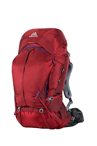 Gregory Mountain Products Deva 60 Liter Women's Multi Day Hiking Backpack | Backpacking, Camping, Travel | Rain Cover Included, Hydration Sleeve and Daypack Included, Durable Straps and Hipbelt | Premium Comfort on the Trail by Gregory
