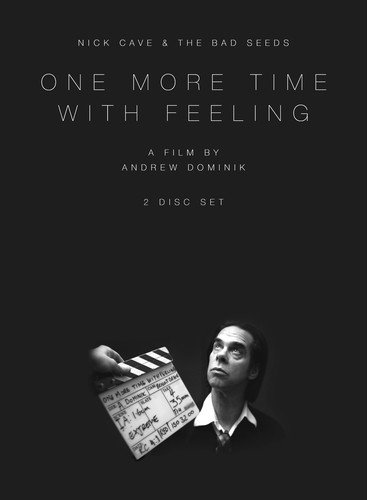 Blu-ray : Nick Cave & Warren Ellis - One More Time With Feeling (Bonus Material, 2PC)