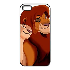 Lion King Iphone 4 4S Cell Phone Case Black 218y-084494