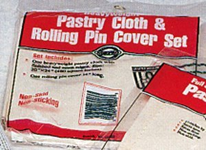 Pastry Cloth/Rolling Pin Cover Set