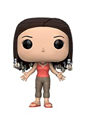 From friends, Monica (styles may vary), as a stylized pop vinyl from Funko! figure stands 3 3/4 inches and comes in a window display box. Check out the other friends figures from Funko! collect them all!
