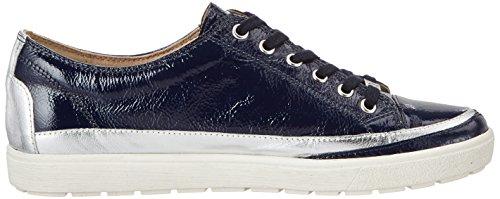 Caprice 23 654 Sneakers Damen Blau (ocean Pat.mult)