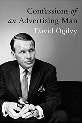 Libro Confessions of an Advertising Man