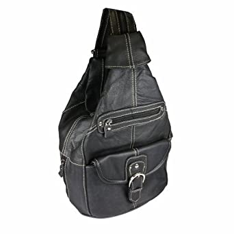 Amazon.com | Convertible Back Pack Purse, Mid Size Tear Drop ...