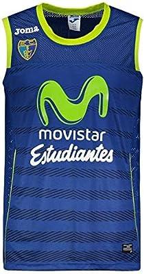 Camiseta de baloncesto oficial Movistar Estudiantes. Liga ...