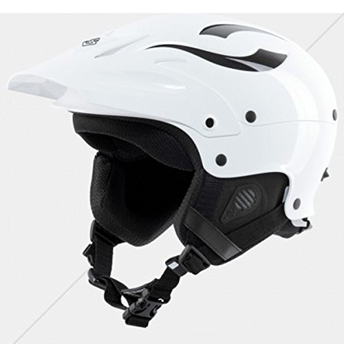 Sweet Protection Rocker Helmet: M/L - Gloss White
