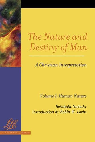 The Nature and Destiny of Man: A Christian Interpretation (2 Volume Set)