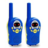 Qniglo Kids Walkie Talkies, Toys for 3-12 Year Old Boys Girls, Long Range Walkie Talkies for Kids, Best Gifts for Boys Girls