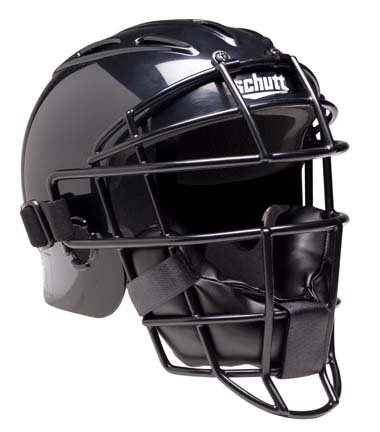 Schutt 2962 Vented Catcher's Helmet / Mask by Schutt