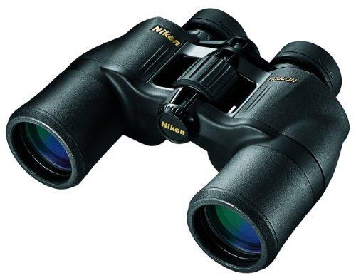 [해외]NIKON Aculon A211 10x42 쌍안경, 검정/NIKON Aculon A211 10x42 Binoculars, Black