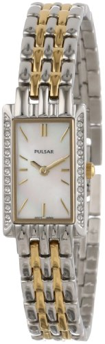 Pulsar Women's PEGE77 Crystal Jewelry - Fashion Watch Pulsar Womens