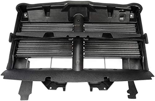 Black Dorman 601-426 Active Grille Shutter for Select Ram Models