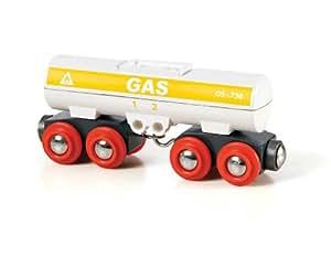 Brio 33695 - Vagón cisterna para transportar gasolina