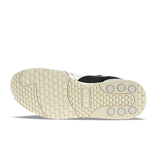 Noir Heritage Diadora 80013 Sneakers Exodus W Pour Femme Glitter FxBgBWqwn