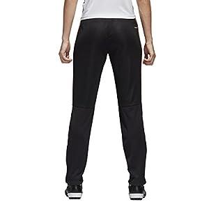 adidas Womens Tiro17 TRG Pant, Black/Chalk Coral, X-Large