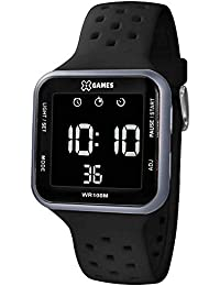 Relógio Masculino X Games Retangular Digital Xgppd091 Pxpx