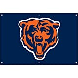 Chicago Bears Official NFL 24 inch x 36 inch Banner Flag by Party Animal