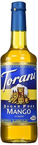 Torani Sugar Free Mango Syrup 750mL ()
