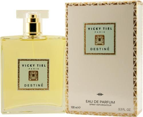 Vicky Tiel Destine By Vicky Tiel For Women Eau De Parfum Spray 3.3 Oz