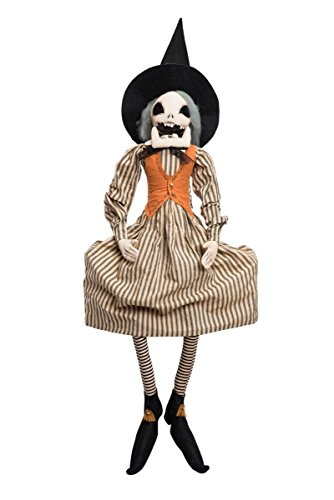 GALLERIE II Magdalena Witch Joe Spencer Gathered Traditions Art Doll