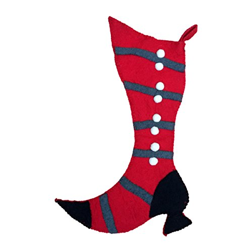 [Wizard of Oz Wicked Witch Christmas Stocking 22