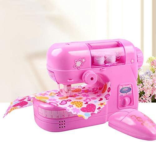 Mini máquina de coser de juguete Simulación Pequeño aparato ...