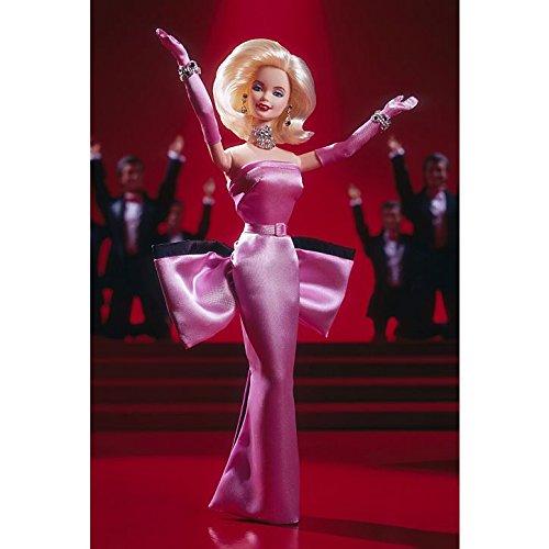 Barbie Doll as Marilyn Monroe in the Pink Dress from Gentlemen Prefer Blondes