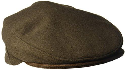 - Goorin Bros. Men's Carson Range Wool Ivy Newsboy Hat, Brown, Medium