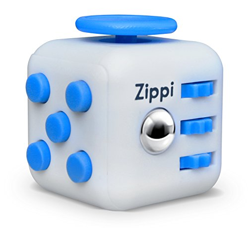 Best Fidget Cube by Zippi. High quality Prime toy. reduce an