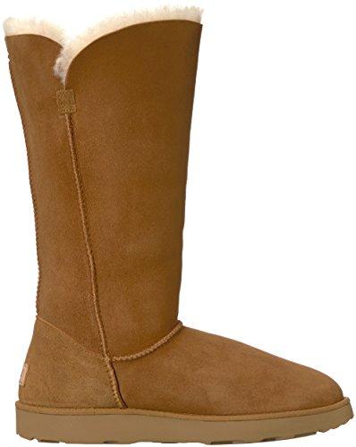 Tall Classic Winter 5 UGG Women's Cuff Chestnut US Boot M 6 THx415wqn5