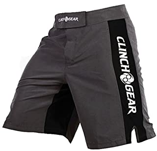 CLINCH GEAR - Pro Series - MMA Shorts WOD Shorts Fight Shorts