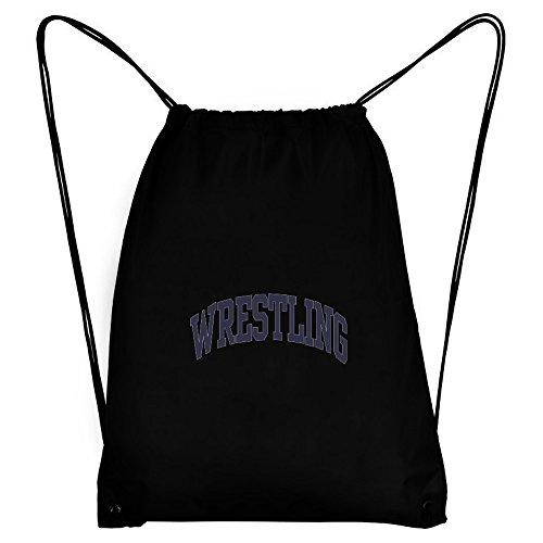 Teeburon Wrestling Sport Bag by Teeburon