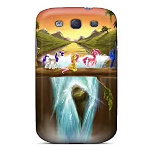 Excellent Hard Phone Cases For Samsung Galaxy S3 With Unique Design Realistic The Good Dinosaur Pattern RichardBingley