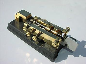 Begali Intrepid Morse Key: Amazon co uk: Electronics