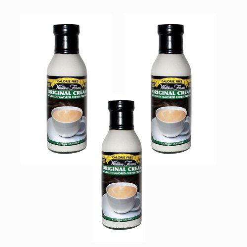 WALDEN FARMS | Gluten Free Coffee Creamer-Autochthonous 4 Oz[3 PACK]
