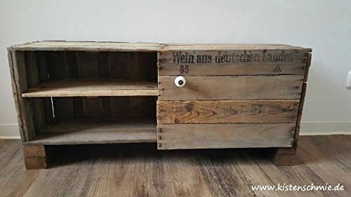 Sideboard aus weinkisten  Mini Moviestar