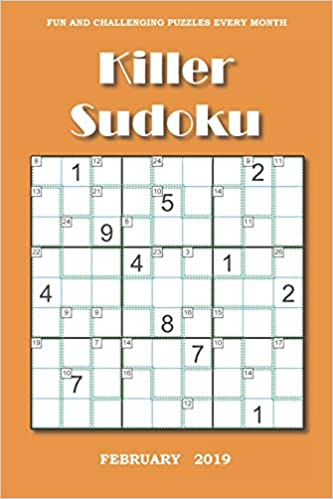 Buy Killer Sudoku: February, 2019 Book Online at Low Prices