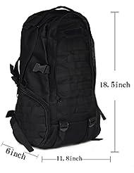 Cool Walker Military Tactical Backpack Assault Rucksack Camping Hiking Trekking Bag