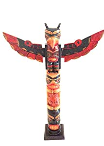 Amazon Com Totem Pole Native American Northwest