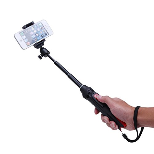 Extendable Bluetooth Remote Selfie Stick Tripod Stand Mount with Bluetooth remote control mini tripod for Phone Camera Gopro