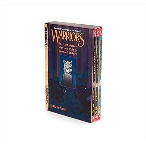 Warriors Book Series Summary: Warrior Cat: Amazon.com
