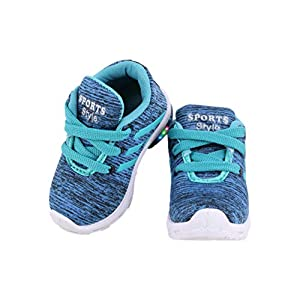 NEOBABY Unisex-Child Sea Green Casual Shoes -2-2.5 Years