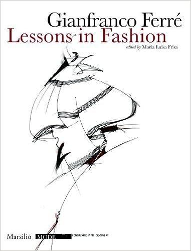 Book Gianfranco Ferre: Lessons in Fashion (Mode) (2010-10-19)