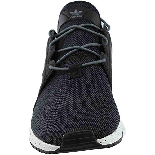 adidas Originals Mens X_PLR Running Shoe Sneaker Grey/Black, 3.5 M US by adidas Originals (Image #4)