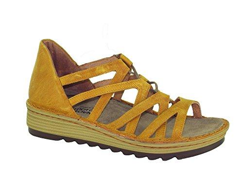 NAOT Shoes Yellow OILY DUNE Womens Yarrow Footwear U8tqwUr