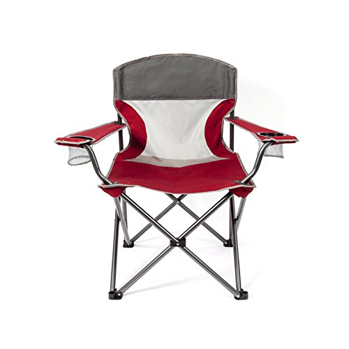Mac Sports Tbbm 109 Big Comfort Xl Folding Quad Outdoor
