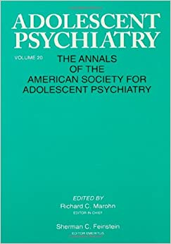 _FREE_ Adolescent Psychiatry, V. 20: Annals Of The American Society For Adolescent Psychiatry. first evacuate acceso Juanes evitar Marion
