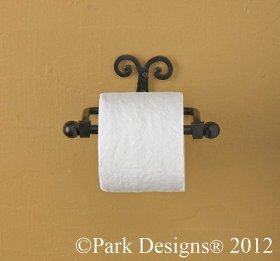 - Scroll Toilet Tissue Holder, Park Designs
