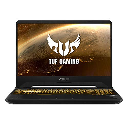 🥇 ASUS TUF Gaming FX505DT-BQ600 – Ordenador portátil de 15.6″ FullHD